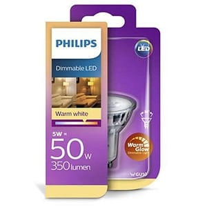 Philips dimmable LED 50W 350lm