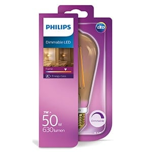 Philips dimmable LED 50W 630lm